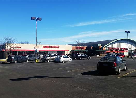 cvs anchored value add retail baum realty group